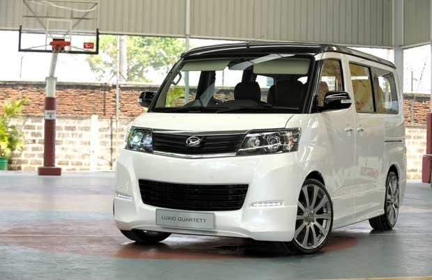 Daihatsu Luxio I Heart Japanese Cars